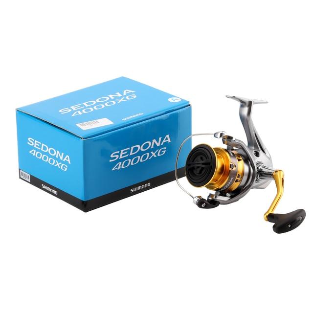 Best Shimano SEDONA FI 1000-C5000XG Spinning Fishing Reel Fishing Reels cb5feb1b7314637725a2e7: 1000|2500|4000|4000XG|6000|C3000|C3000HG|C5000XG
