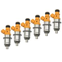 6x e7t25080 1465a011 mr560555 высококачественный топливный инжектор
