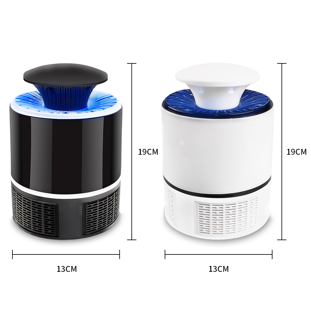MEIJUNER Mosquito Killer Lamp with USB Charger for No Noise No Radiation Insect Killing in Home and Office 1