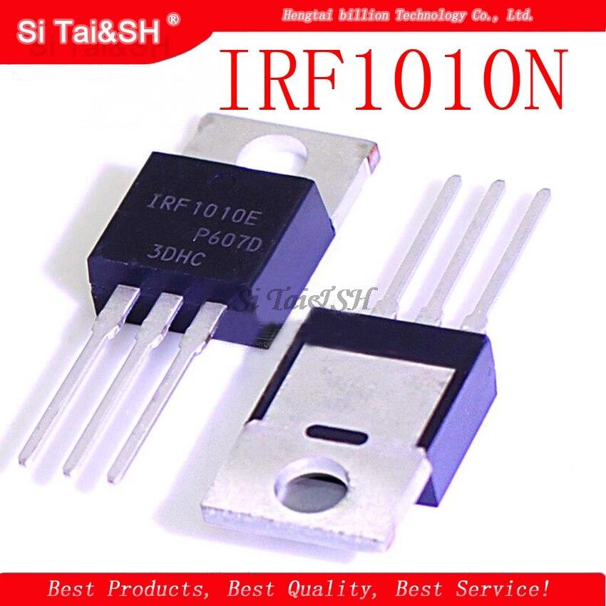 10pcs/lot IRF1010N F1010 F1010E IRF1010E 84A 60V TO-220