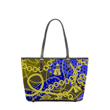Cusotm Print Handbag Women Luxury Hand Bag European Pattern