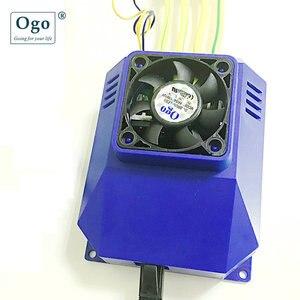 Image 4 - OGO PROE30 akıllı LCD PWM dinamik ile çalışan motor HHO yakıt tasarrufu
