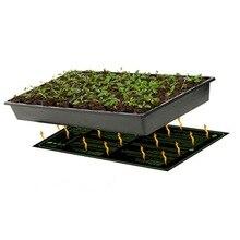 Нагревательный коврик для рассады 52x24 см, водонепроницаемый нагревательный коврик для роста растений, проращивающий семена, размножающийся клон, пусковая площадка, Садовые принадлежности