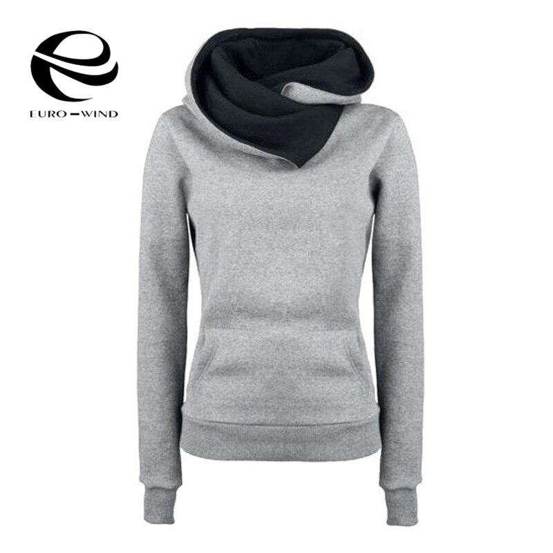 Plus Size Sweatshirts Autumn Winter Fashion Solid Color Harajuku Pullover Thick Loose Women Hoodies Sweatshirts Kpop Bangtan