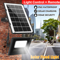 10 Вт Светодиодный прожектор светильник на открытом воздухе на солнечных батареях Сенсор потолочные светильник Точечный светильник & Диста...