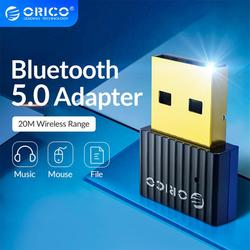 ORICO Wireless USB Bluetooth Dongle Adapter 5.0 4.0 for Computer Speaker Mouse Bluetooth Music Audio Receiver Transmitter