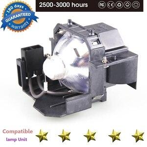 Image 5 - Módulo de lámpara de proyector de repuesto, alta calidad, para ELPLP42, EPSON, EMP 400W, EB 410W, W, EB 140, PowerLite 822, H330B