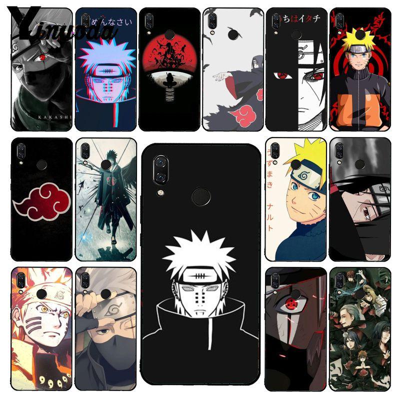 Yinuoda Hokage Naruto Kakashi Animejpg Phone Case For Xiaomi Redmi Note 7 5 4 Redmi 5plus 6A Note8 4X Note8Pro