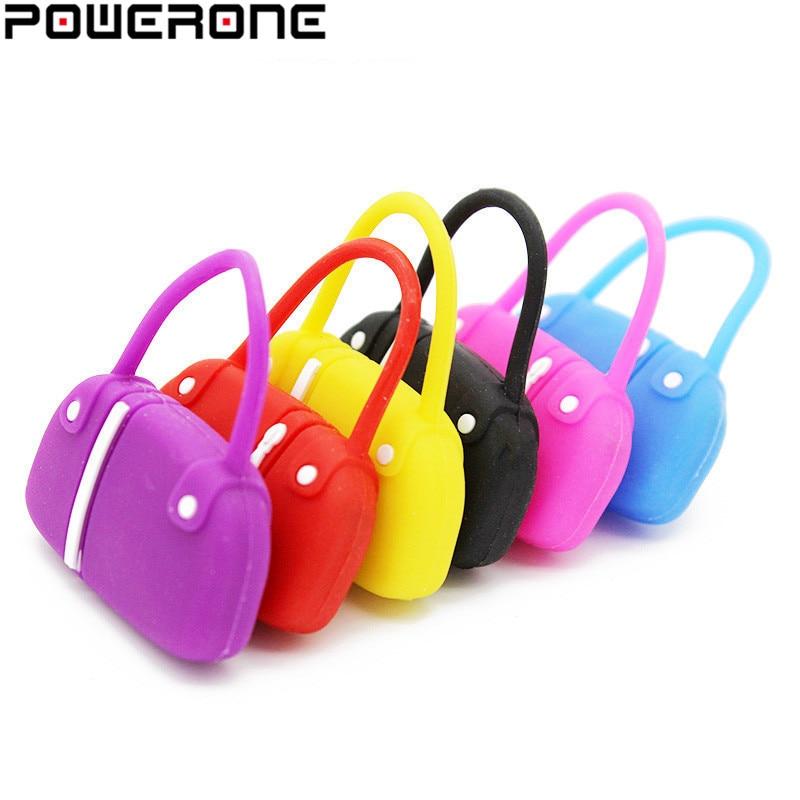 POWERONE Wholesale Handbag USB Flash Drive U Disk Lady Bag Memory Stick Pendrive 4gb 8gb 16gb 32gb 64gb
