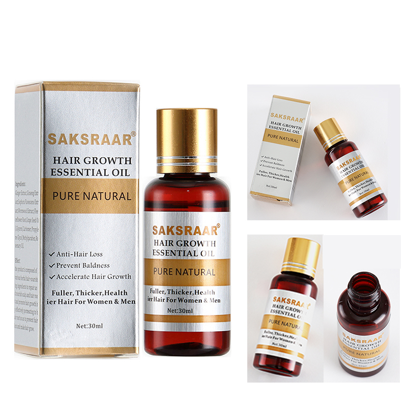 Hair Care Hair Growth Essential Oils Essence  5