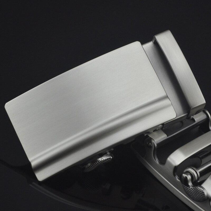Men's Belt Head, Belt Buckle, Leisure Belt Head Business Accessories Automatic Buckle Width 3.5CM Luxury Belts LY125-1051