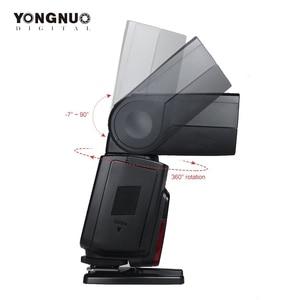Image 5 - Yongnuo YN568EX III YN568 EX III Không Dây TTL HSS Đèn Flash Cho Canon EOS 1100D 650D 600D 700D Cho Nikon D800 d750 D7100