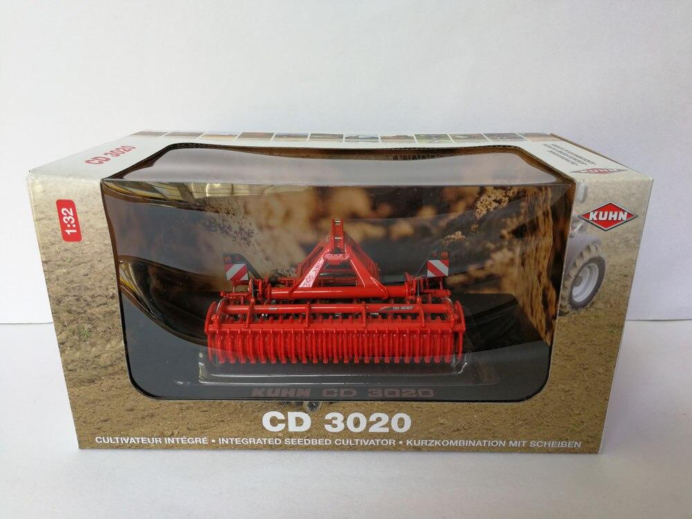 UH-5218 1:32 Kuhn CD3020 сеялка культиватор игрушка