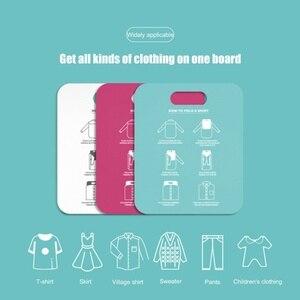 Ménage tissu pliant conseil enfant/adulte vêtements dossier placard organisateur vêtements dossiers conseil organisateur blanchisserie stockage