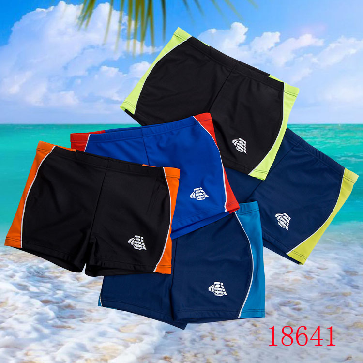 Hot Selling Children Swimming Trunks Kids Swimming Trunks Children Swimming Trunks (Suitable 8-13-Year-Old) Swimming Trunks 1864