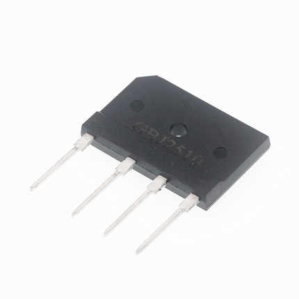 5pcs 25A 1000V diode bridge rectifier gbj2510 ZIP Auf Lager