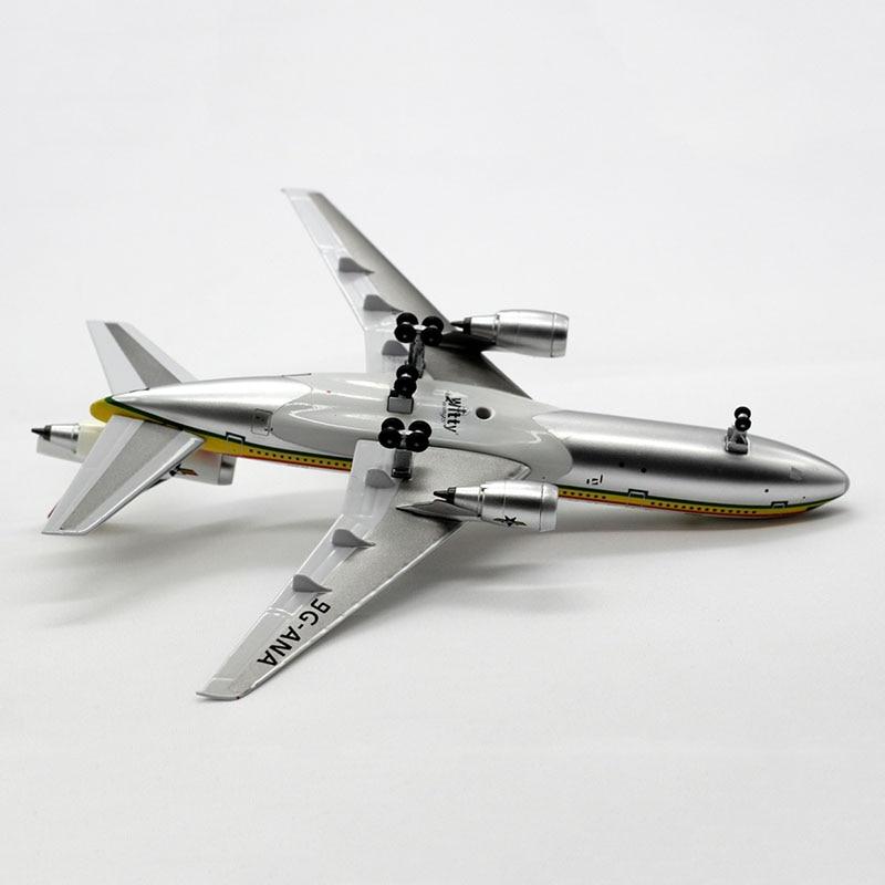Coleção de aviões colecionáveis mcdonell-douglas, aeronaves de