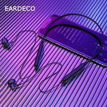 EARDECO Bluetooth Earphone 5.0 Headphone Handsfree Wireless Earphones Headphones Sport Earbuds Neckband Headset Microphone Inear цена и фото