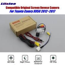 Автомобильная камера заднего вида для toyota camry xv50 2012