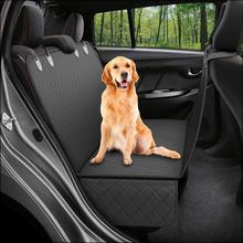 Защитный чехол на заднее сиденье для собак гамак с антискользящим покрытием для собак защита от грязи и меха домашних животных прочные чехлы для сидений для домашних животных