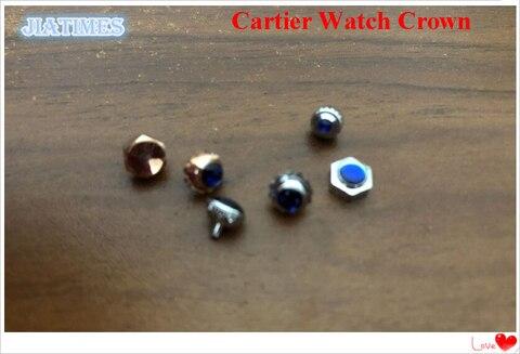 Coroas para Todos Relógio Carroceiros Prata – Ouro Diâmetro Diferente Parte Reparação 60 x