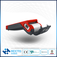 MSR, IC and NFC card Reader 58mm Thermal Printer Portable POS Terminal Z100 with Barcode Scanner 1D 2D