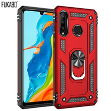 Luxury Armor Shockproof Case For Huawei P20 P30 Lite P Smart 2019 Case For Huawei P30 Mate 20 30 Pro Honor 10 Lite Back Cover(China)