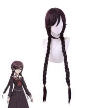 Danganronpa Токо fukawa парик Косплэй костюм для косплея данганронпа