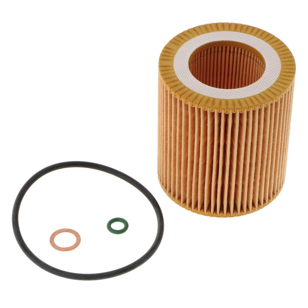 Filtro de aceite OEM 11427566327 filtro de aceite del motor para BMW E60-66 E81-89 E90-93