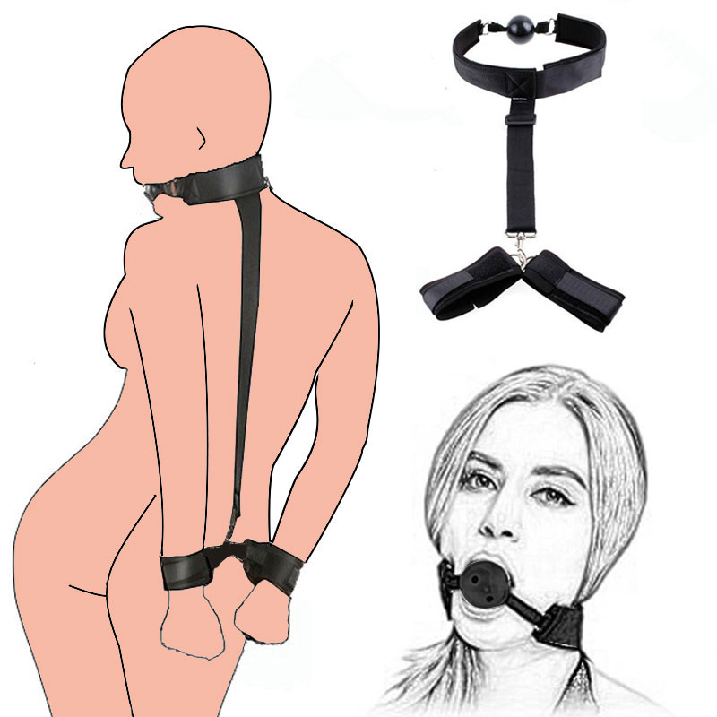 Sexy Bdsm Dress Lingerie Toys Sex Clothes For Women Porno Costumes Hot Erotic Beginner Masturbation Handcuffs Product Babydoll