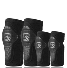 ROCKBROS Cycling Bike Children Elbow Pads Knee EVA Breathable Kids Sport Safety Skiing Child Arm Leg Protect Pad
