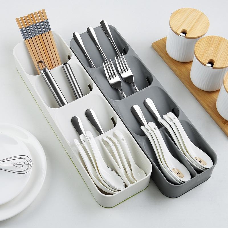 Купить высококачественный кухонный лоток для хранения ящиков органайзер
