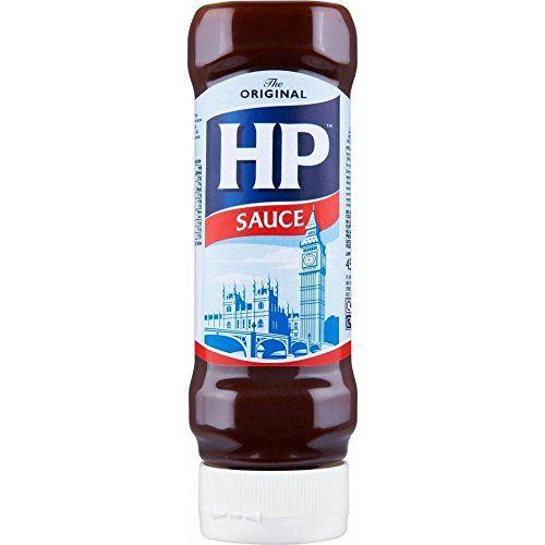 Hp Sauce Originale De Haut En Bas (450G)