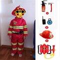 Костюмы пожарных пожарный с игрушки, комплект одежды для детей, Детский подарок Косплэй костюм для ролевых игр на Хэллоуин Сэм Повседневная...