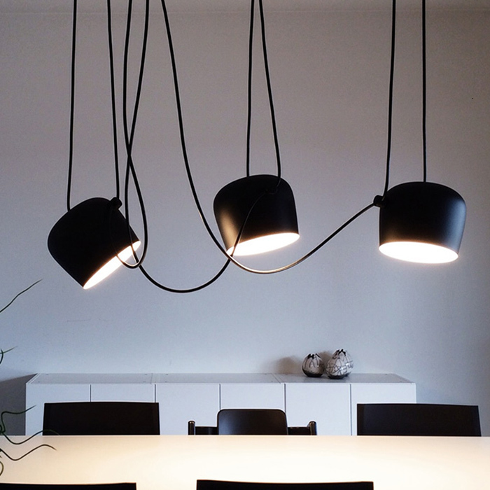 27 American Vintage E Nordic Industrial Chandelier Hanging Pendant Light Bulb Modern For Russian Home Decor Luminaire Suspendu|Pendant Lights| |  - title=