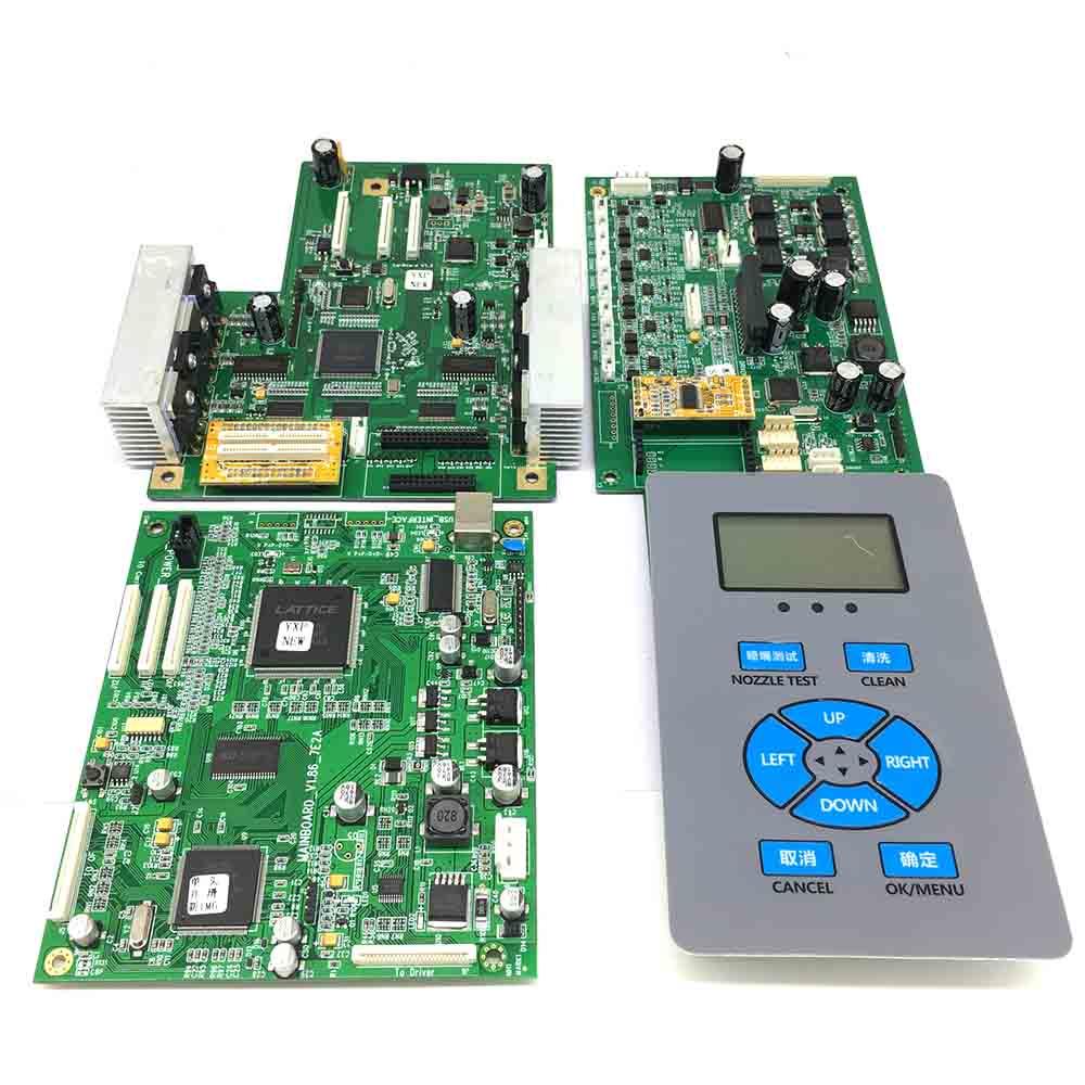 Upgrade XP600 Head Single Head Boards Driver Board Main Board For Inkjet Printer Xp600 Upgrade
