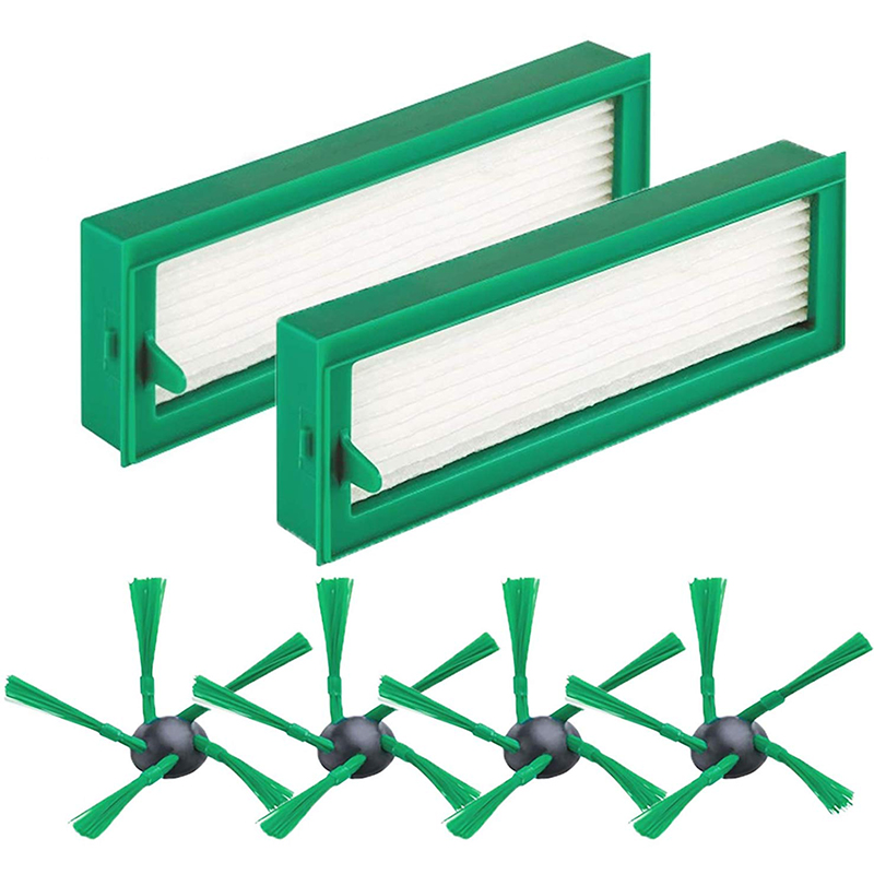 6 Pieces of Accessories / Spare Parts for Vorwerk Kobold VR200, Replacement Sets for Vorwerk Kobold VR200 Vacuum Cleaner Change, фото