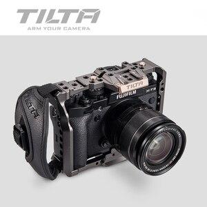Image 5 - TILTA DSLR Camera Cage for Fujifilm XT3 X T3 and X T2 Camera Handle Grip fujifilm xt3 Cage Accessories VS SmallRig