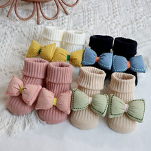 Doll-Socks Warm Baby-Girls Infant Winter Boys New Autumn And 0-36M Vertical Comfortable