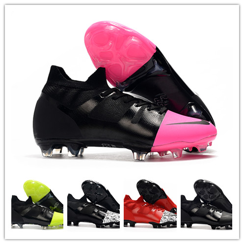 Mens Soccer Shoes  Greenspeed GS 360 FG Soccer Cleats Superfly Crampons De Football Boots Chuteira 39-45