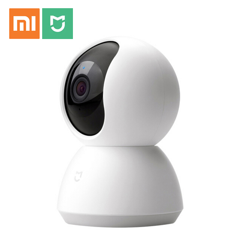 Xiaomi Cam Smart Wireless-Wifi 1080P Home Webcam 360-Angle HD for Night-Vision Popular-Version