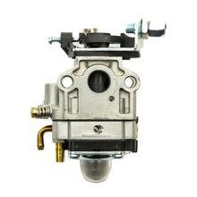1* карбюратор для мультиинструмента хедж триммер 22cc 26cc 33cc 34cc кусторез Замена аксессуары части инструмента
