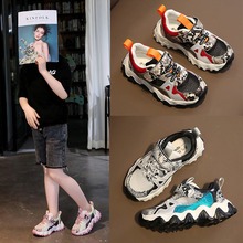 New Fashionable Breathable Running Shoes for Girls Children Mesh Children Shoes Girls Sneakers Light Shoes Boys Outdoor trainers