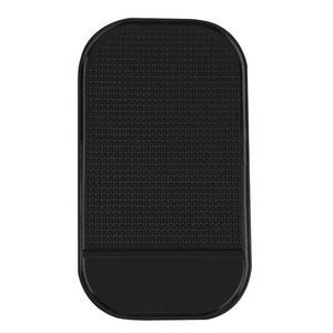 Image 4 - 1PC 13.8x7.8cm voiture tableau de bord tapis collant Gel de silice forte aspiration support pour ipad anti dérapant tapis pour téléphone portable voiture accessoires chaude