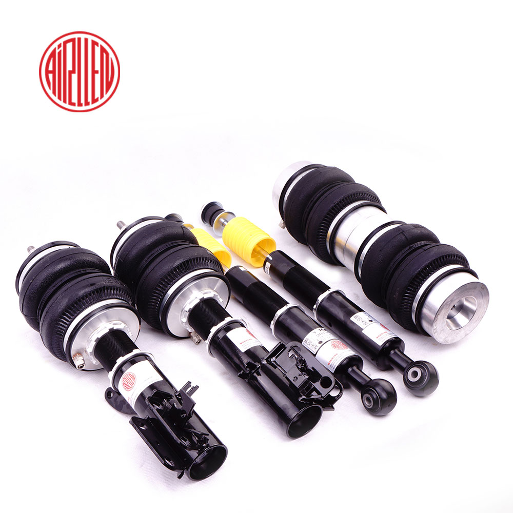 For honda jazz/fit GE/air spring shock absorber/modification/coilover/Pneumatic suspension spring/auto parts/rubber autopart
