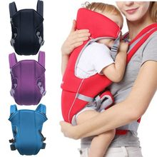 Baby Newborn Hipseat Walkers Baby Sling Backpack Belt Waist Hold Infant Hip Seat Solid Hipsea Suited for Boys Girls Seat Belt(China)