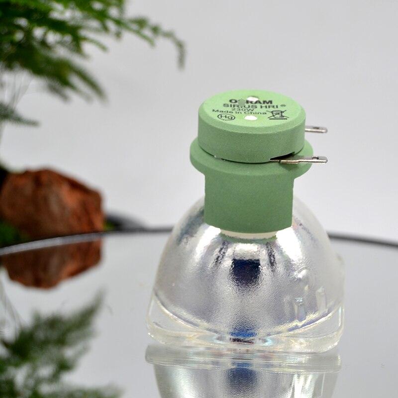 lâmpada de alabote metálico movimento de feixe