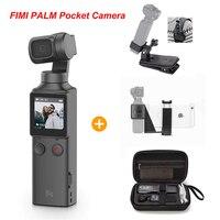 FIMI PALM Pocket Camera 4K HD 3 Axis Handheld Action Gimbal Camera Stabilizer Portable Gimbal Camera For Vlog Smartphone