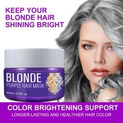 1 pçs máscara de tratamento do cabelo hidratante manteiga copo flexível condicionador profundamente reparos fortalecer folículos de cabelo condicionador tslm1