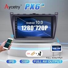 DSP IPS 4G+64GB Car Radio 2 din Android 10 Head Unit autoradio Audio GPS Player For Mazda 6 M6 2007 2014 auto stereo no 2din dvd